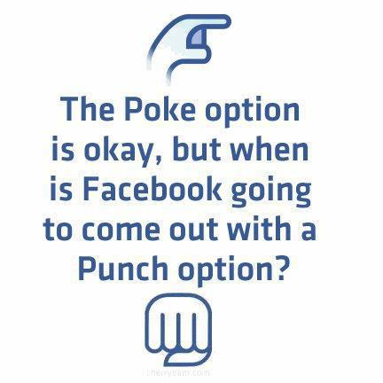 """The Poke"" Obession"